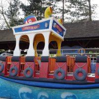 Timber Tug Boat